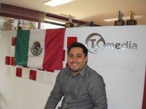 Eric Castillo - Director de T2O media México -