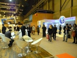 Stand T2O media OMEXPO
