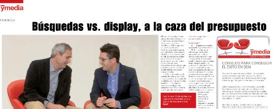 Entrevista Óscar Alonso en Anuncios