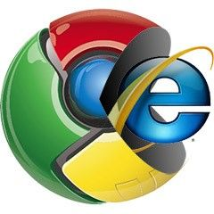 Google Chrome vs Internet Explorer