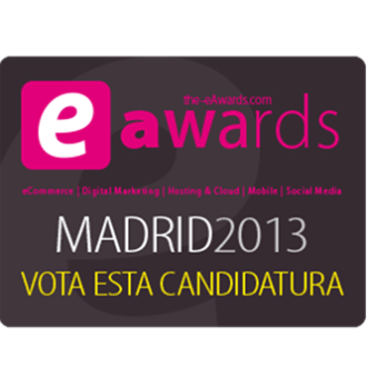 candidatura eawards 2013