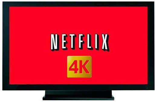 que es televisor 4k smart tv netflix
