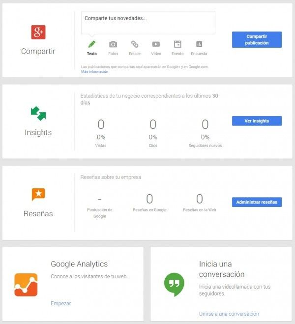 google-my-business-panel-de-control