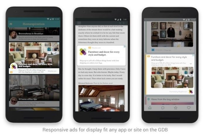 Mobile Expanded Display Ads
