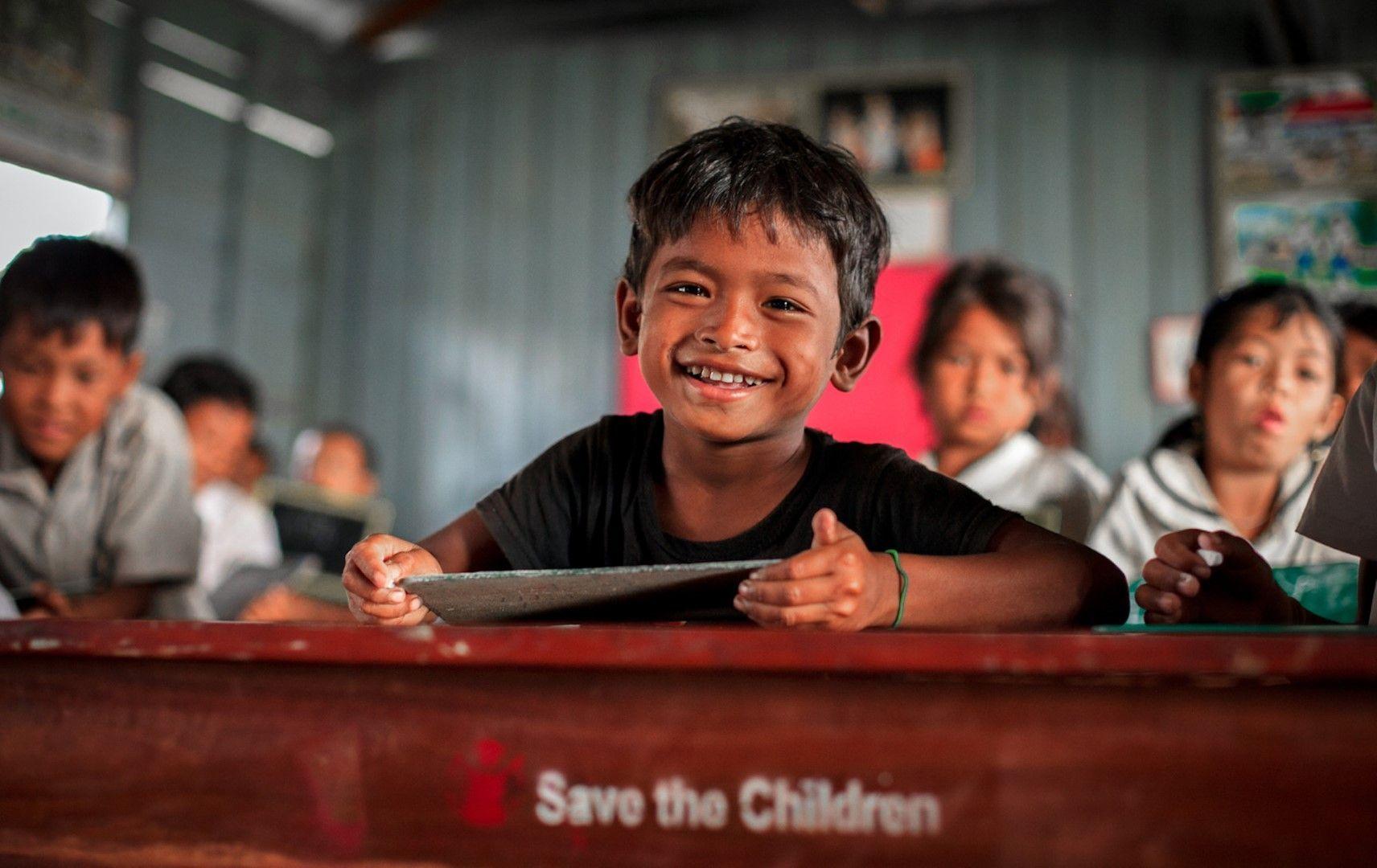 Save the Children, encuentra su aliado digital · T2O media