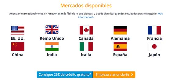 Mercados de Amazon