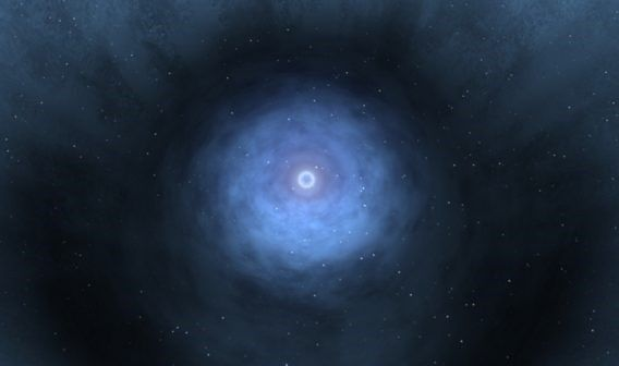 Remarketing basado en un modelo de espacio-tiempo