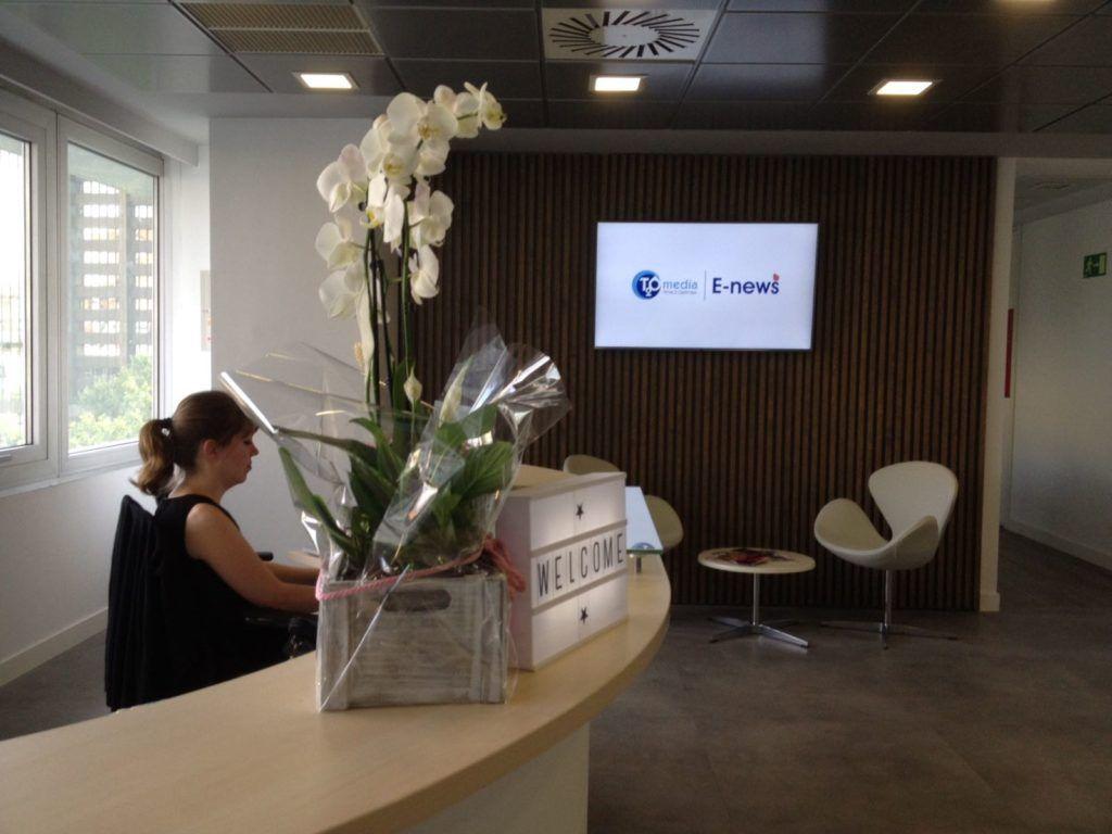Nuevas Oficinas de T2O media España