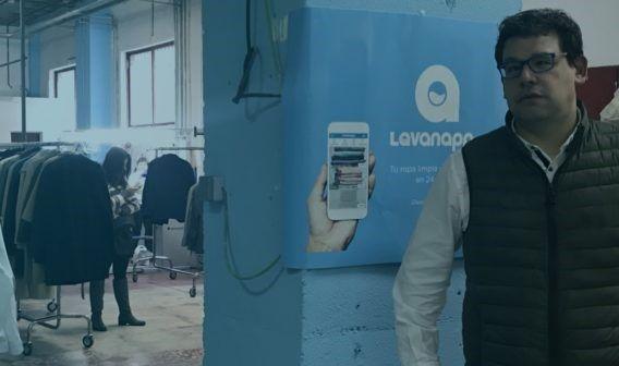 Viíeo entrevista a Angel Barquilla, CEO de Lavanapp