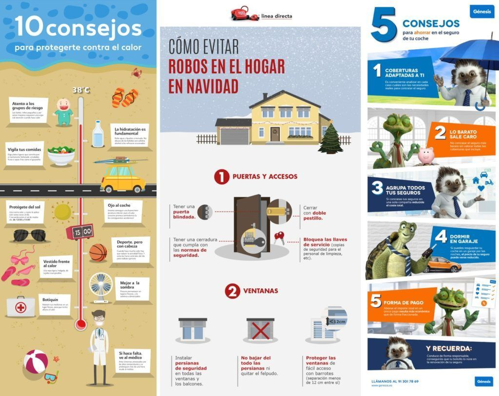 Infografías T2O media
