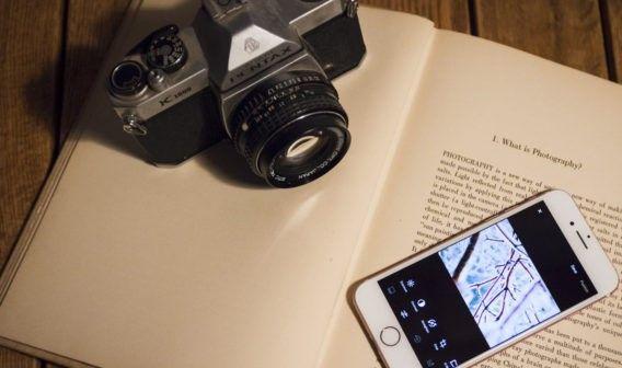 Editor de fotografías
