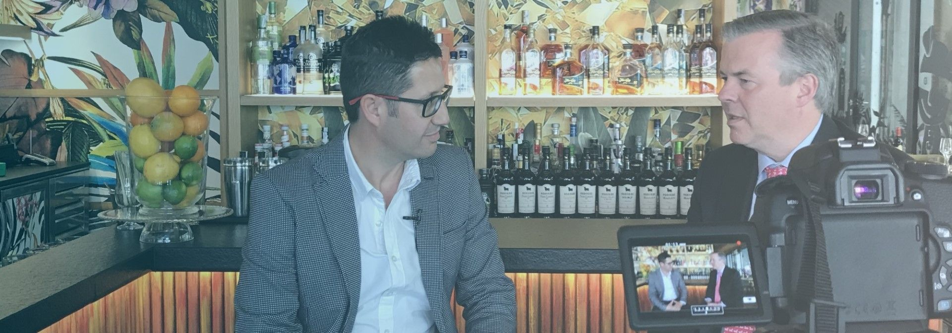 Video entrevista con Osborne